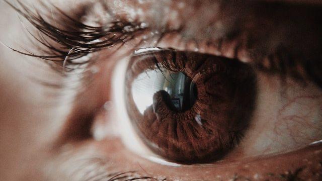 Pixture of an eye